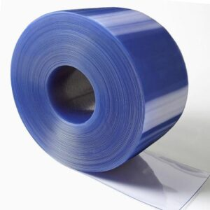 CLEARPVCSTRIPCURTAINROLLTOCOLDROOMSTEMPERATURE-200MMX2MM