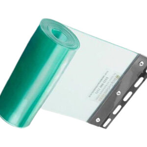 PVCCURTAINREPLACEMENTSTRIPCLEARANTISTATIC-300MMX3MM