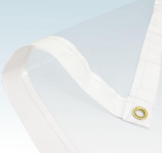 GlassClearTarpaulin-320gsm